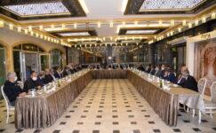 Ertuğrul Çetin'den Muhtarlar Onuruna Yemek