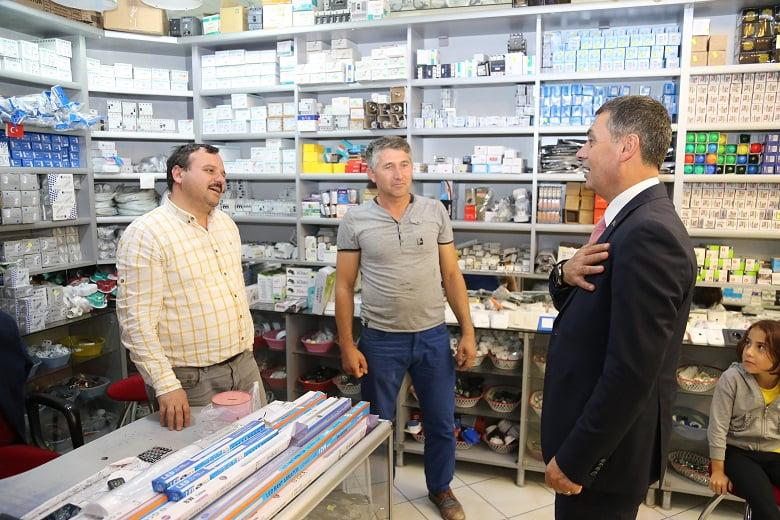 Gölbaşı Belediye Başkanı Şimşek'ten Esnafa Müjde