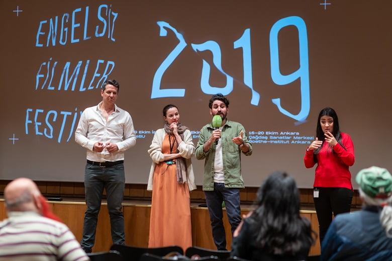 8. Engelsiz Filmler Festivali için geri sayım başladı