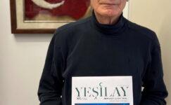 Yeşilay Dergisi kapağında Nobelli Bilim insanı Aziz Sancar imzası