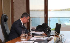 Gölbaşı Belediye Başkanı Ramazan Şimşek'ten Telefon Sürprizi
