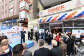 """Üsküdar Belediyesi """"ÜSMEK"""" İle Yeniden Binlerce İnsanın Hayatına Dokunacak"""