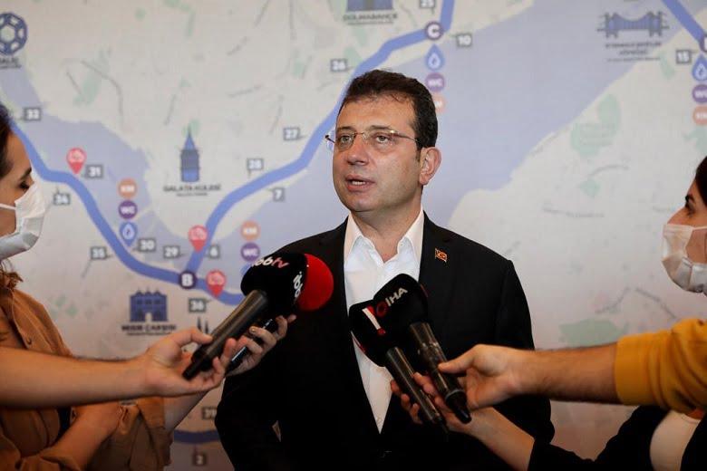 """İmamoğlu'dan """"Yeni Taksi"""" Açıklaması: """"Herkes Yetkisini Bilecek"""""""