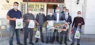 Gölbaşı Belediye Başkanı Ramazan Şimşek'ten Taksilere Siperlik