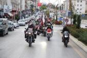 Gölbaşı sokaklarında Cumhuriyet Bayramı coşkusu yaşandı