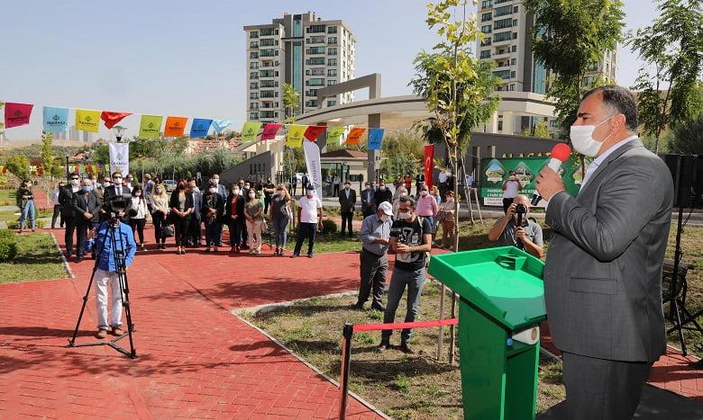 Çankaya pandemi döneminde 4 park daha açtı