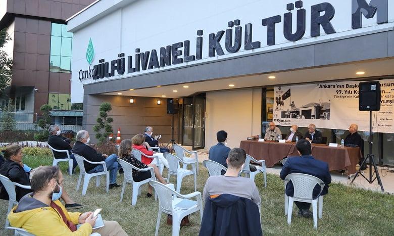 Türkiye'nin Kalbi Başkent Ankara