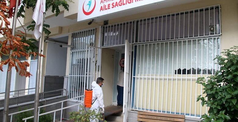 Çankaya'da Koronavirüs İle Mücadele Devam Ediyor