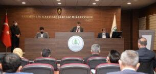 Pursaklar'ın 2021 Yılı Bütçesi Onaylandı