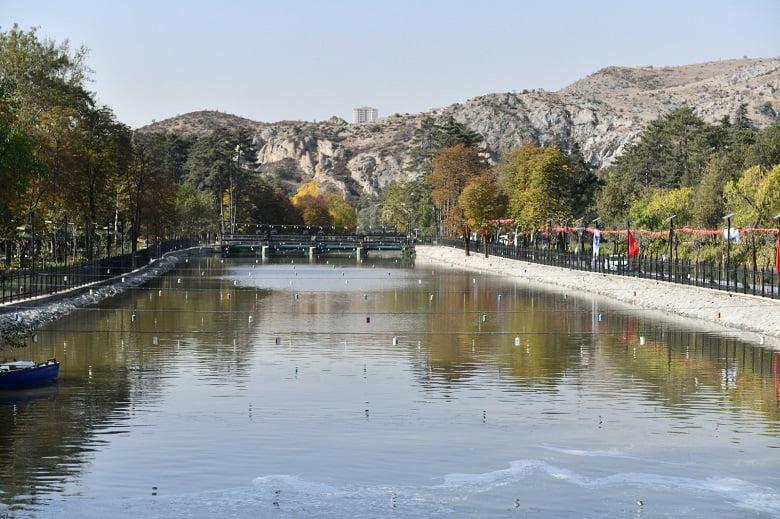 Çubuk 1 Barajı Rekreasyon Alanı Başkentlileri Bekliyor