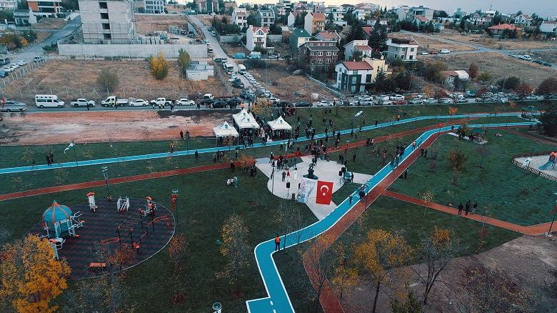 Şule Çet'in Adı Başkent'te Ölümsüzleşti