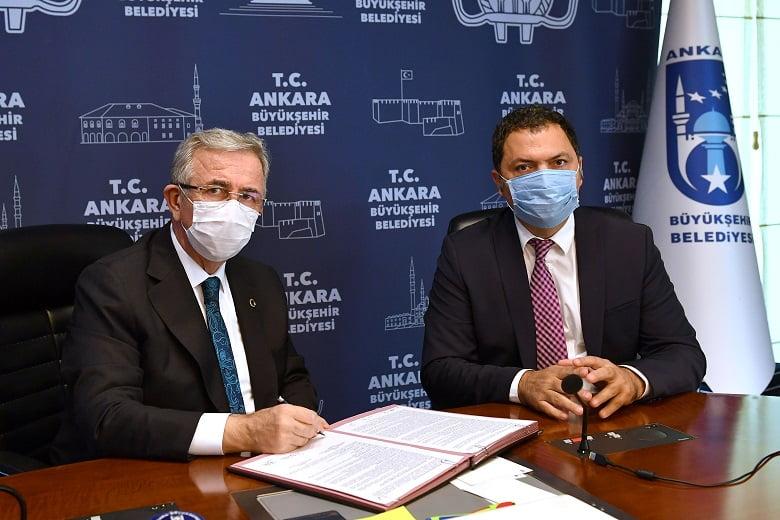 Dikimevi-Natayolu metro hattı için ilk imzalar atıldı