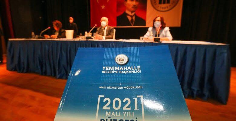 Yenimahalle'nin 2021 bütçesi 625 milyon TL