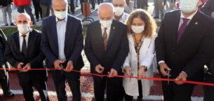 Batı Sitesi Aile Sağlığı Merkezi açıldı