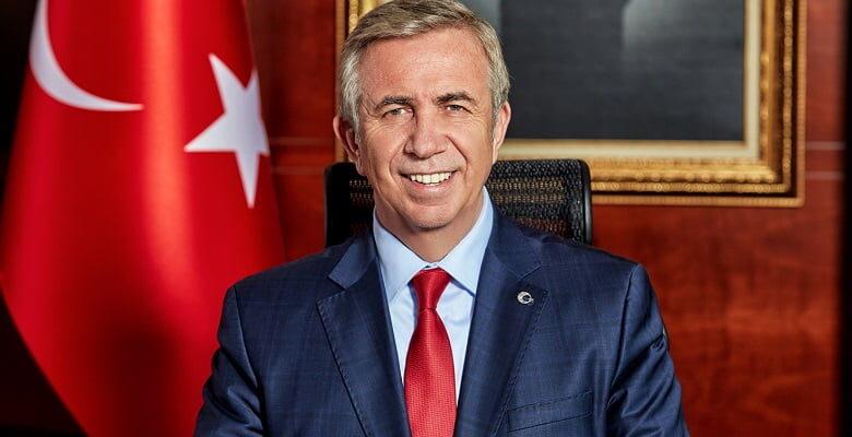 Ankara Büyükşehir Belediye Başkanı Mansur Yavaş'ın 29 Ekim Cumhurşyet Bayramı Kutlama Mesajı