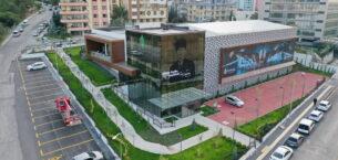 Çankaya'dan Cumhuriyetin 97. Yılına Armanağan: Mustafa Kemal Atatürk Spor Merkezi