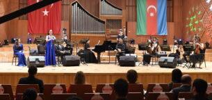 Büyükşehir'den Kardeş Ülke Azerbaycan İçin Bağımsızlık Konseri