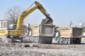 Çevre sağlığı için Başkent metruk yapılardan temizleniyor