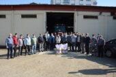 Akyurt Belediyesi Çiftçilere Arpa Tohumu Dağıttı