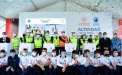Altındağ'da spor şaha kalkıyor