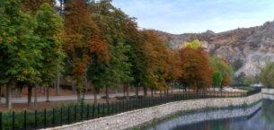 Çubuk 1 Barajı'ndan Özel Kareler