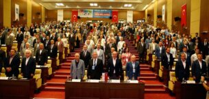 Uluslararası Katılımcılık Ödülü Ankara Kent Konseyi'nin