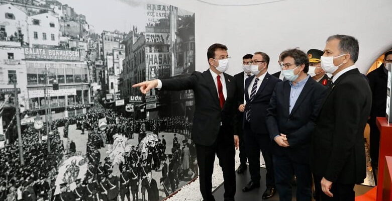 """""""Atatürk'ün Fotoğraflarının Hikayesi"""" Sergisi Açıldı"""