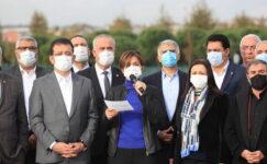 CHP İstanbul'dan açıklama: Milyonlarca vatansever size haddini bildirir