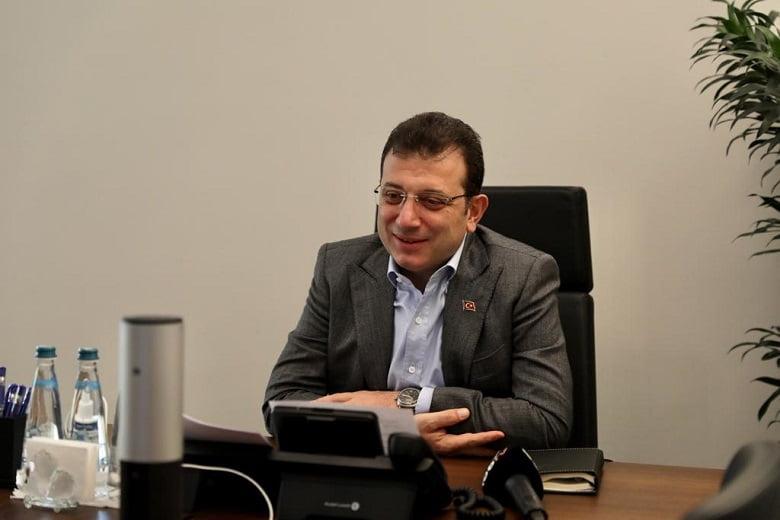İmamoğlu'ndan UKOME canlı yayınına itiraza tepki