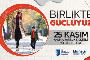 Büyükşehir'den Kadınlara Tam Destek