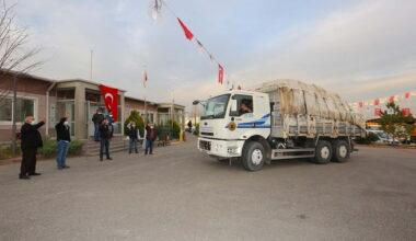 Yenimahalle'den İzmir'e yardım eli