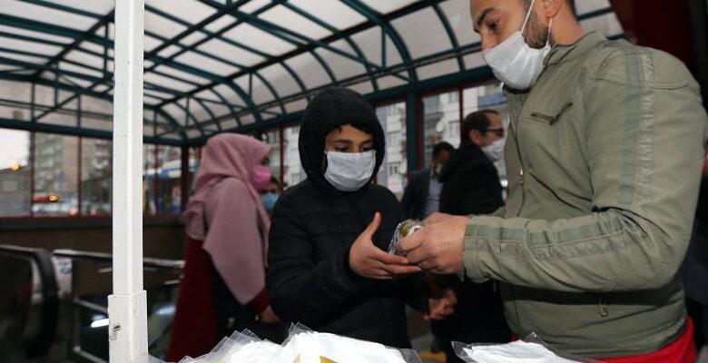 Yenimahalle'de virüse karşı etkin mücadele