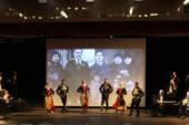 Atatürk'ün sevdiği şarkılar Nazım'da yankılandı