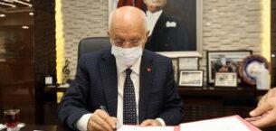 Başkan Yaşar'dan istihdama katkı imzası