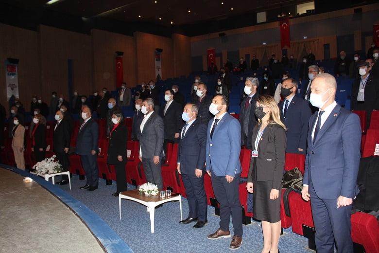 CHP Akyurt İlçe Başkanlığı'na Filiz Geygel seçildi