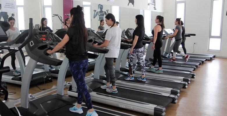 Yenimahalle'nin spor merkezleri kapılarını açıyor