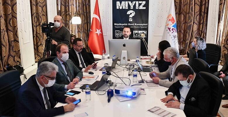 """Başkent'ten Yükselen Ses: Büyükşehir Belediye Başkaları """"Depreme Hazır Mıyız"""" Dedi"""