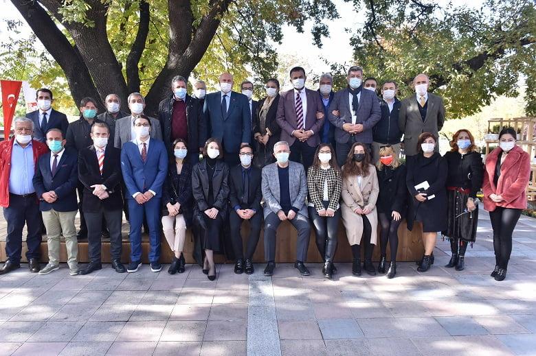 Başkan Yavaş Üniversitelilerle Buluştu