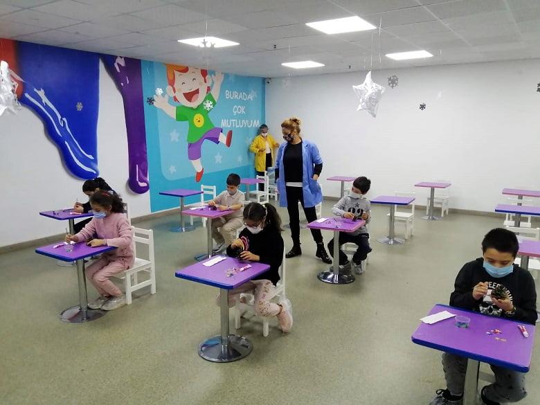 Yenimahalle'den çocuklara eğlenerek öğrenme fırsatı