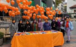 Yenimahalle Belediyesi'nden kadına şiddete hayır
