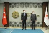 Bakan Kurum'dan Başkan Çetin'in Projelerine Tam Destek