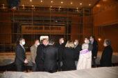 Pursaklar Devlet Tiyatroları perde açmak için gün sayıyor