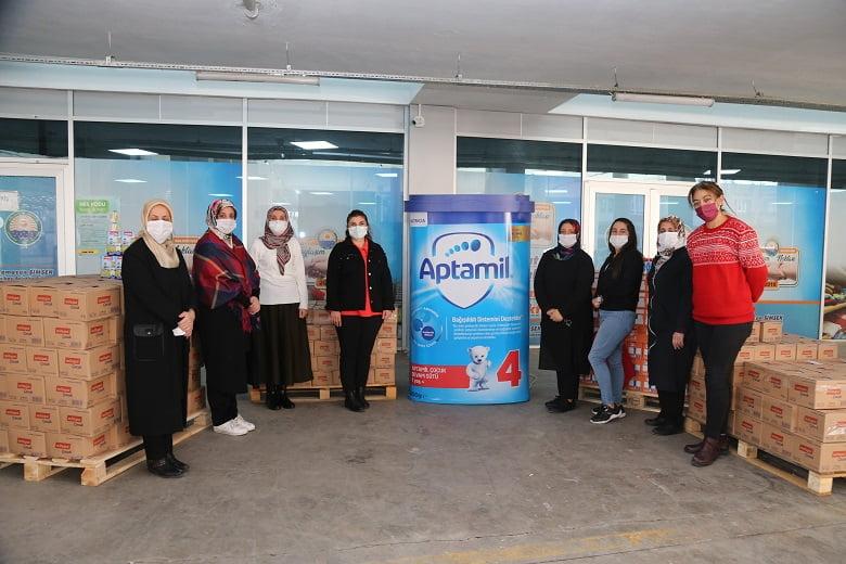 Gölbaşı Belediyesi, yoksul ve çocuklu ailelere süt dağıtacak
