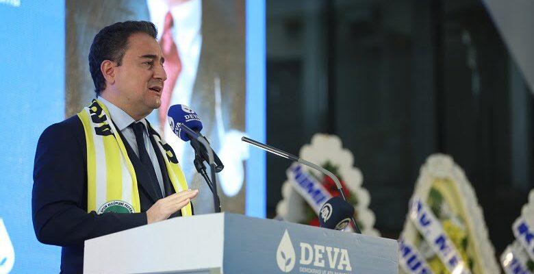 Ali Babacan: 'Bu ülkeyi çetecilere bırakmayacağız'