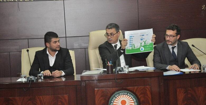 Gölbaşı Belediyesi Ankara'nın yaşam suyuna sahip çıktı