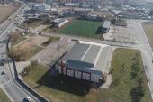 Başkan Şimşek Cumhuriyet Kapalı Spor Salonu'nu Yerinde İnceledi