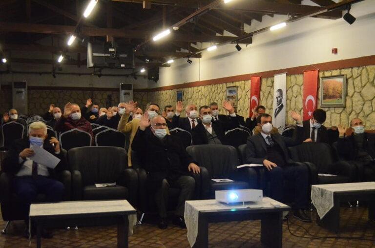 KIRK-KAB'ın 2021 bütçesi 6 milyon TL