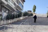 Çankaya'nın merdivenli yolları artıyor