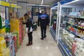 Pursaklar'da Yılbaşı Öncesi Fahiş Fiyat ve Hijyen Denetimi