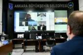 Ankara'da doğal afetlere karşı master planı hazırlandı